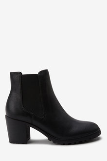 Next Cleat Sole Chelsea Boots- Regular - 238192