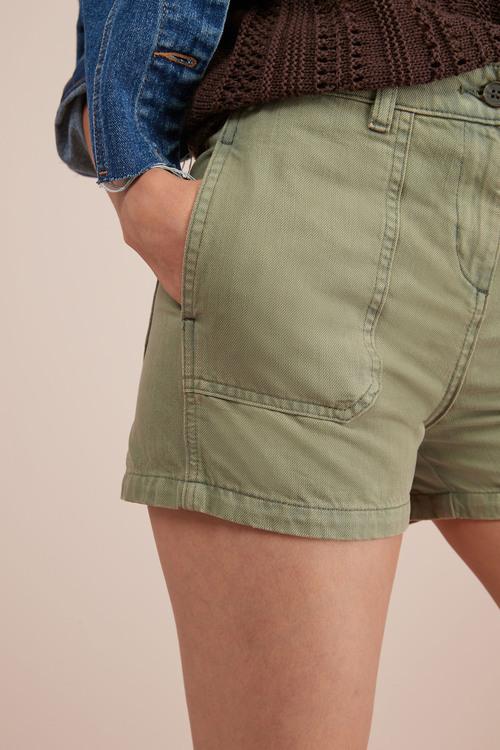 Next Denim Utility Shorts