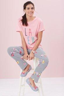 Next Slogan Pyjamas-Petite