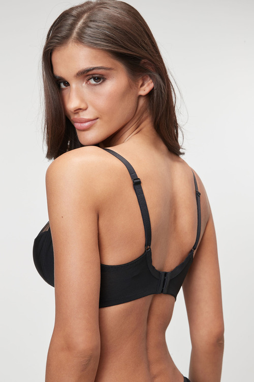 Next Georgie DD+ Non Padded Full Cup Microfibre Bras Two Pack