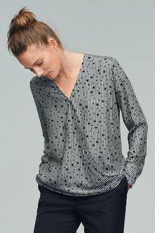 Next Wrap Shirt - 238342