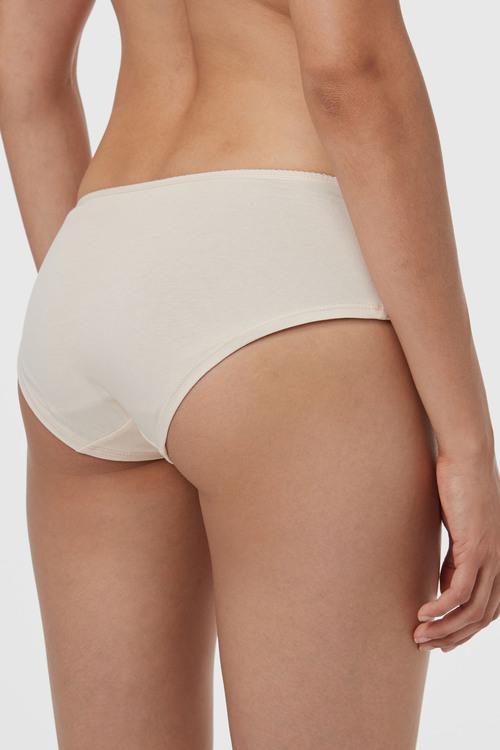 Next Cotton Blend Knickers Five Pack- Short
