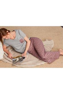 Next Cotton Blend Pyjamas