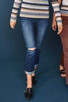 Next Relaxed Skinny Jeans- Tall