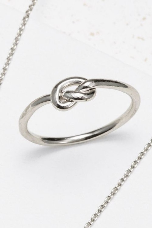 Next Knot Detail Ring