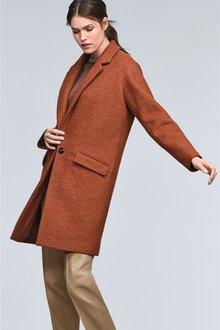Next Wool Mix Lined Coatigan