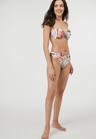 Next Floral Roll Top Bikini Briefs