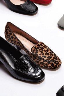 Next Low Block Loafers- Regular