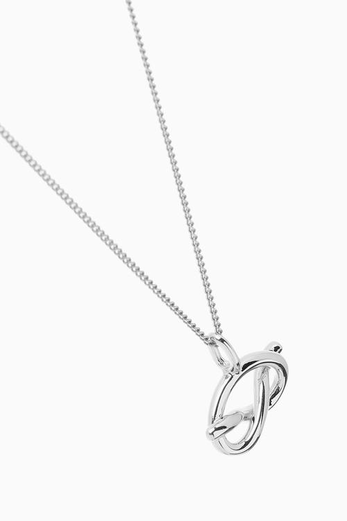 Next Knot Detail Necklace