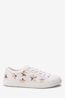 Next Star Lace-Ups