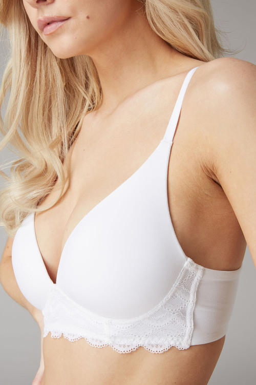 Next Daisy Supersoft Non Wired Lightly Padded Lounge Bra