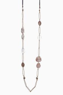 Next Dewdrop Rope Necklace