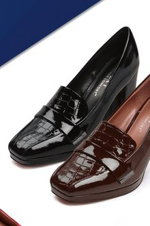 Next Platform Loafers- Wide