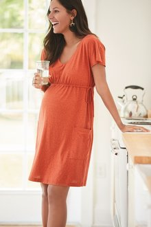 Next Maternity Pocket Dress