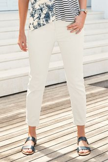 Next Relaxed Skinny Jeans- Petite