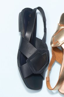 Next Slingback Sandals- Wide