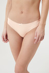 Next Cotton Blend Knickers Five Pack- Thong