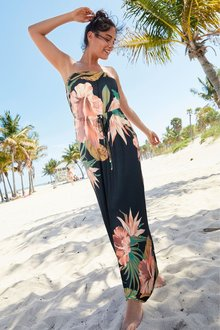 Next Bandeau Maxi Dress