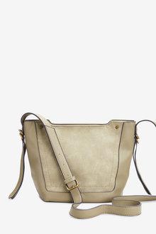 Next Softee Bucket Across-Body Bag