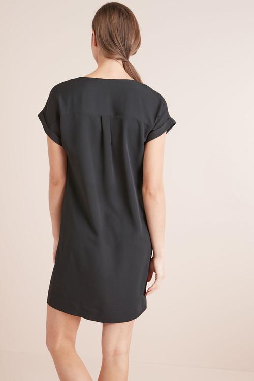 Next V-Neck Dress-Tall