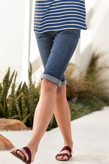 Next Knee Shorts-Petite - 238854