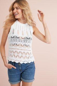 Next Crochet Top