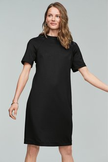 Next Ponte Shift Dress- Tall
