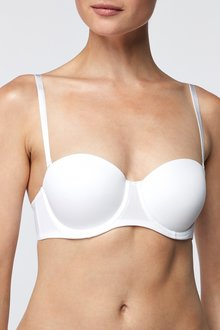 Next Cotton Multiway Bras Two Pack