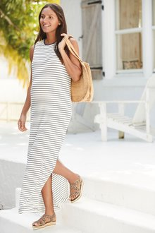 Next Maternity Maxi Dress