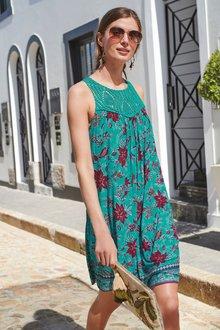 Next Crochet Dress- Tall