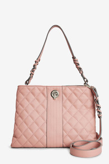 Next Quilted Tote Bag