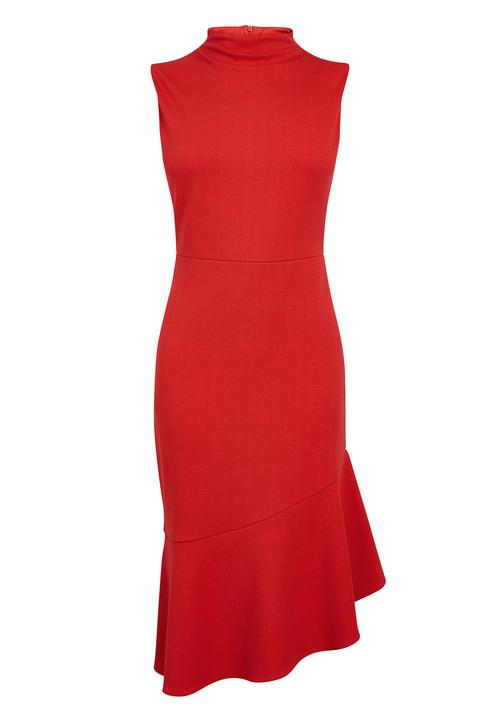 Next Frill Hem Jersey Dress