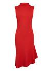 Next Frill Hem Jersey Dress- Tall