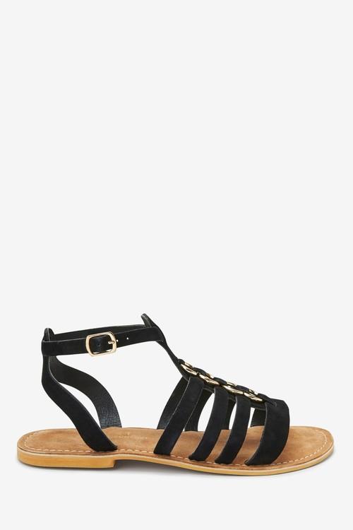 Next Gladiator Style Sandals