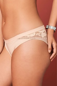Next Cotton Brazilian Knickers