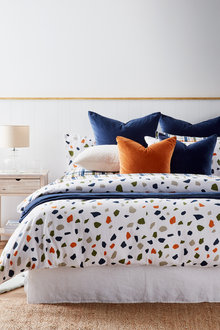 Cotton Flannelette Duvet Cover Set - 239209
