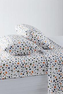 Cotton Flannelette Sheet Set - 239210
