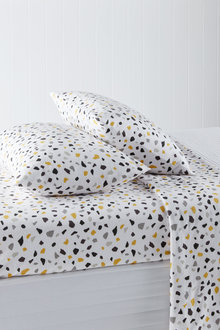 Cotton Flannelette Sheet Set - 239210