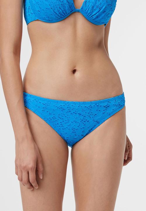 Next Embroidered High Leg Bikini Briefs