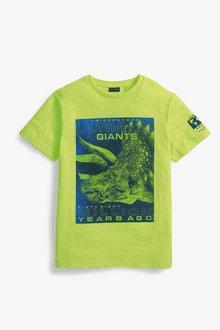 Next Dinosaur Print T-Shirt (3-14yrs)