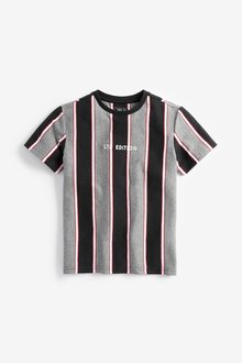 Next Vertical Stripe T-Shirt (3-16yrs)
