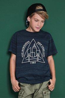 Next NYC Graphic T-Shirt (3-16yrs)