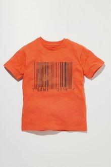 Next Camo Print Game Over T-Shirt (3-16yrs)
