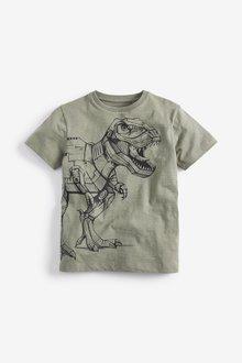Next Dino T-Shirt (3-14yrs)