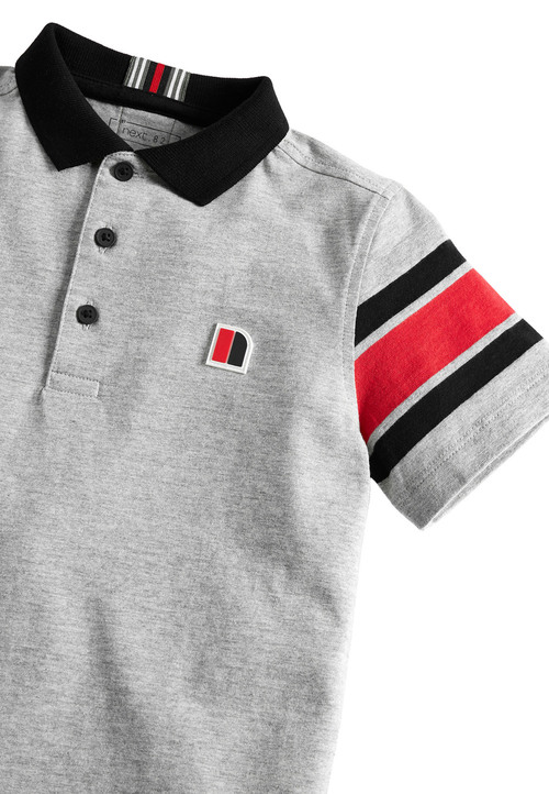 Next Taped Poloshirt (3-16yrs)