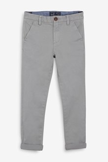 Next Skinny Chino Trousers (3-16yrs) - 239379
