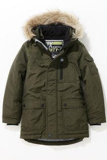 Next Shower Resistant Parka (3-16yrs)