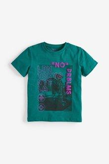 Next Graphic Skate T-Shirt (3-16yrs)