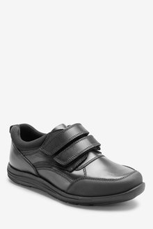 Next Double Strap Leather Shoes (Older) - 239420