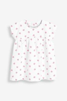 Next Strawberry Dress (0mths-2yrs)